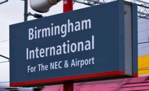 Birmingham International Station